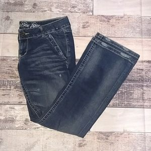 Converse one star Trinity boot jeans in size 32.